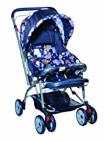 Mee Mee Baby Pram (Dark Blue)