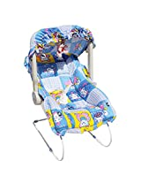 Carry Cot, Rocker and Rocker 9 in 1 - Light Blue Color