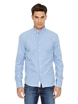 Pepe Jeans London Camisa Darby (Azul)