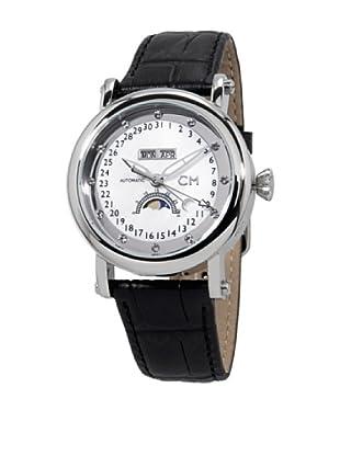 Carlo Monti Damen Armbanduhr XS Verona Analog Automatik Leder CM110 182