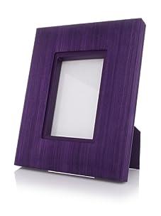 """Terragrafics Riviera 4"""" x 6"""" Picture Frame (Purple)"""
