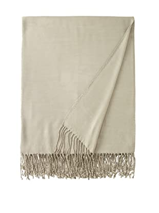 Nine Space Viscose from Bamboo Solid Throw Blanket (Sage)