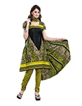Saree Galaxy Women's Cotton Suit