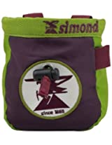 Simond Brodery-Chalk-Bag  Adult Accessory