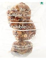 thenibblebox Pumpkin Pie Spice Breakfast Cookie, 80g