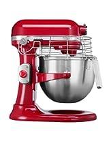 KitchenAid 7 Qt (6.9 L) Professional Series Bowl Lift Stand Mixer (Empire Red)