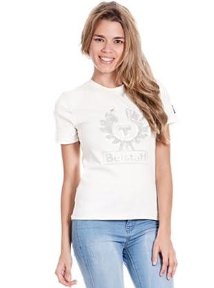 Belstaff Camiseta Lisa (blanco)