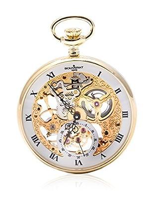Bouverat 1919 Mechanische Uhr  silber 50 millimeters