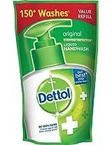 Dettol Liquid Soap Refill Pouch-Unisex