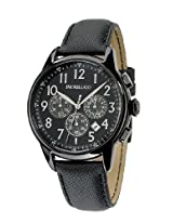 Morellato Chronograph Black Dial Men's Watch - SQG003