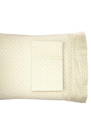 Blissliving Home Set of 2 Plaza Pillowcases (Moss)