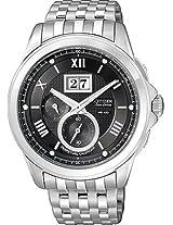 Citizen Analog Watch-For Men-Silver-BT0001-63E
