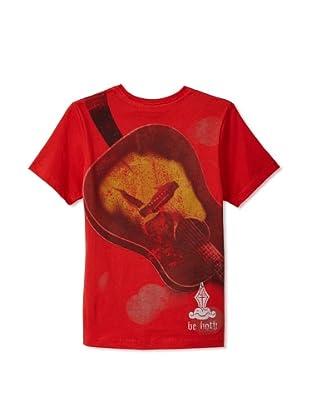 Warrior Poet Boys Guitar T-Shirt (Atomic)