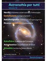 Astronomia per tutti: volume 10