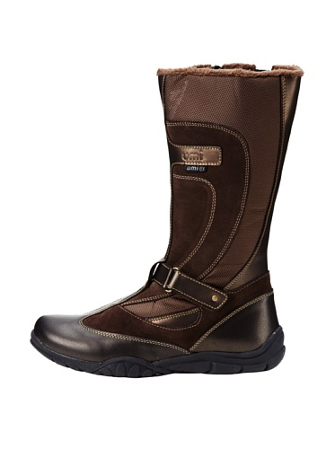 umi Kid's Baylle Boot (Todler/Little Kid/Big Kid) (Chocolate)