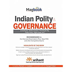 Magbook Indian Polity & Governance (Old Edition)