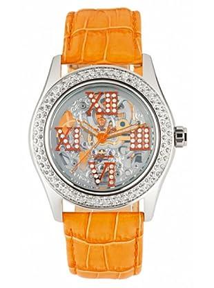 Hugo von Eyck Automatikuhr Lynx orange