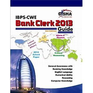 IBPS-CWE Bank Clerk 2013 Guide