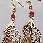 Gold Metal Alloy Fashion Dangle & Drop Earring
