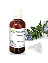 Allin Exporters Rosemary Oil - 100% Pure , Natural & Undiluted - 50 ML