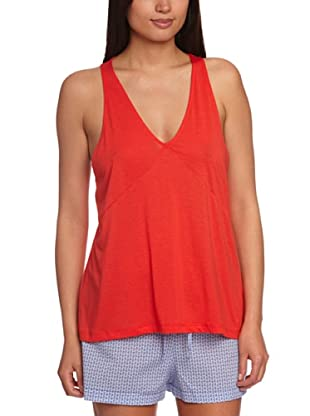 Princesse tam tam Camiseta Latte Chic 270 (Rojo)