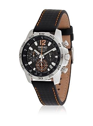 Seiko Reloj SSB135P1 Negro