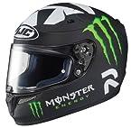 Hjc Rpha-10 Ben Full-Face Street Helmet X-Large - Spies Monster Ii Replica
