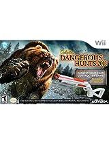 Cabela's Dangerous Hunts 2013 with Gun - Nintendo Wii