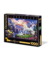 Clementoni Early Evening 1000 Piece Fluorescent Jigsaw Puzzle