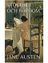 Stolthet och fördom (Swedish Edition)