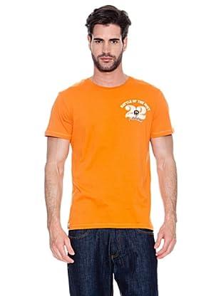 Paul Stragas Camiseta Memphis (Naranja)