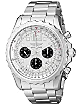 Breitling Men's A2336035-G718SS Chronospace Stainless Steel Watch