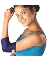 Vissco Neoprene Elbow Support without Velcro - Small