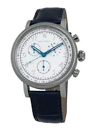 Reichenbach Chronograph weiß/blau