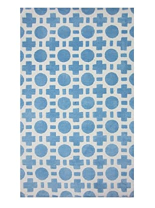 Loloi Rugs Piper Rug (Blue Checkers)