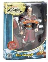 Avatar Fire Assault Zuko