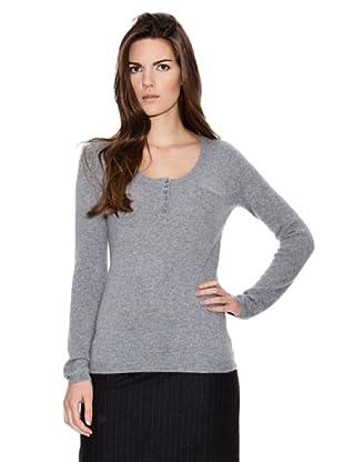Naf Naf Jersey Cashmere (gris oriental)