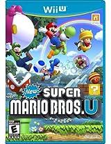 New Super Mario Bros. (Nintendo Wii U) (NTSC)