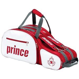 【クリックで詳細表示】Prince(プリンス) ラケットバッグ 6 本入
