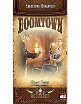 Doomtown Reloaded Saddlebag Expansion: Dirty Deeds