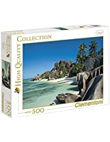 Seychelles 500 Piece Jigsaw Puzzle By Clementoni