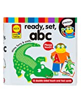 ALEX® Toys - Early Learning Flash Cards - Abc -Little Hands 1431