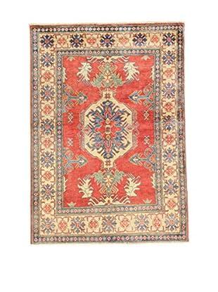 Eden Teppich   Uzebekistan 117X166 mehrfarbig