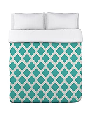 One Bella Casa All Over Moroccan Duvet Cover