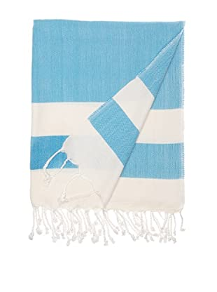 Nine Space Kadikoy Fouta Towel (Turquoise)