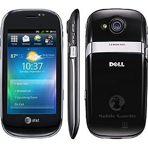 Dell Aero 3G Android 5MP GSM Mobile Smartphone