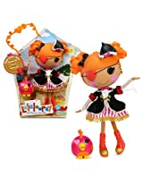 "Mga Entertainment Lalaloopsy ""Sew Magical! Sew Cute!"" 12 Inch Tall Button Doll Peggy Seven Seas With Pet ""One Eyed Parrot"""