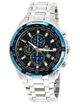 Casio Edifice Chronograph Blue Dial Men's Watch - EF-539D-1A2VDF (ED462)