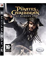 Pirates of The Caribbean: At World's End (PS3)