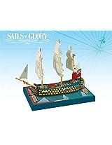 Sails of Glory Ship Pack - Hms Royal George 1788 Board Game
